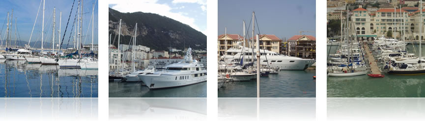 Marina Gibraltar - Links